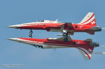 AIR14 - 100th anniversary of the Swiss Air Force - Switzerland PART 4 - 7th of September 2014