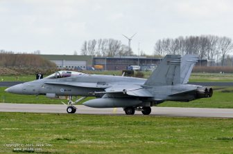 Frisian Flag 17th of April - Leeuwarden AFB - the Netherlands 2015