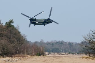 GLV-5 LowFly Area Oirschotse Heide 17th of March - the Netherlands 2015